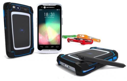 Motorola TC55 SFA feladatokhoz